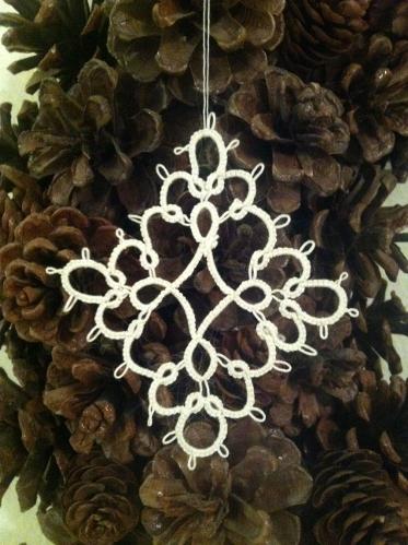 Lace Snowflake