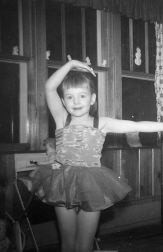 Patti Christmas Ballerina