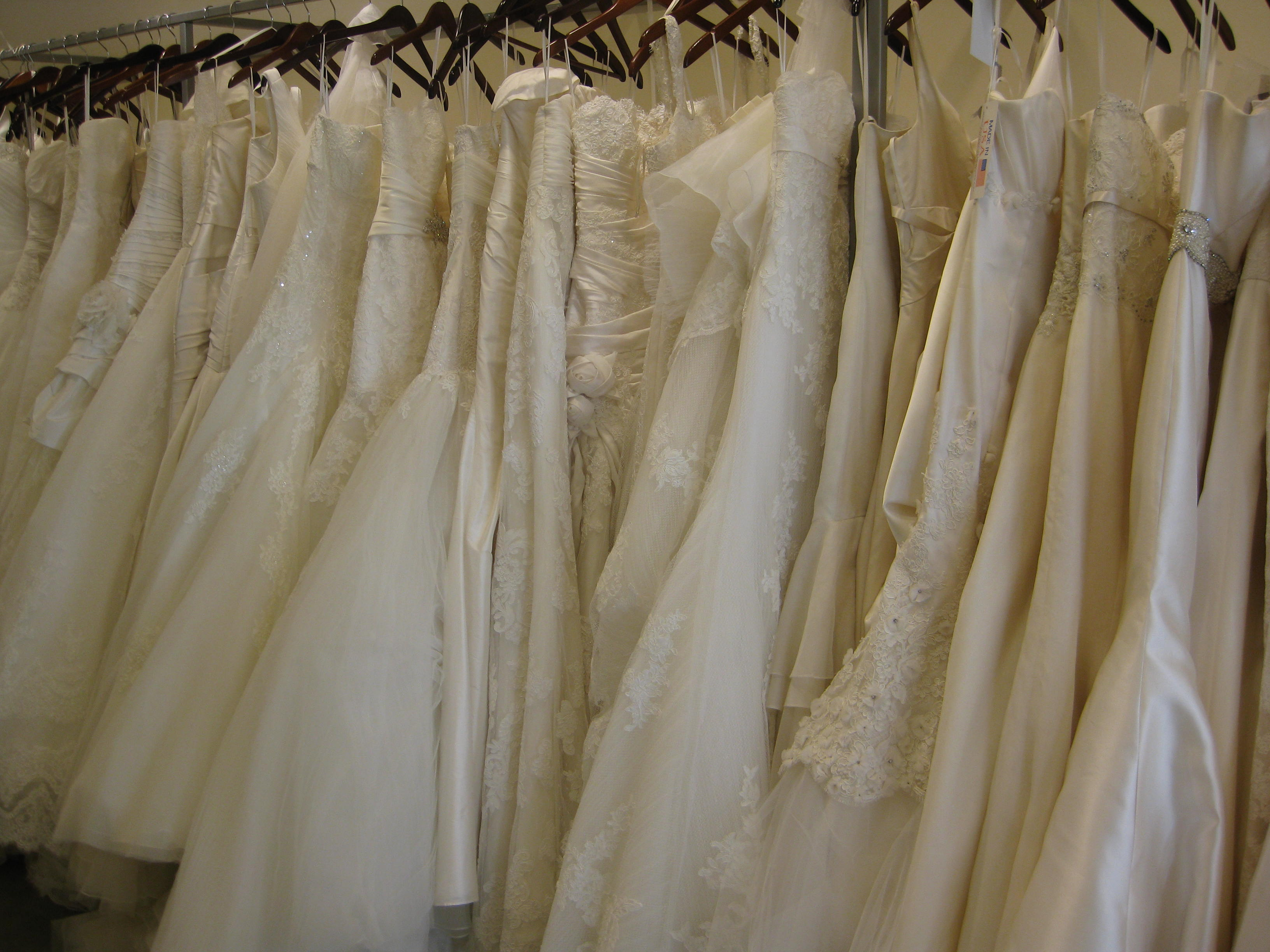 wedding dress stores wedding dresses stores Five cities Ten stores