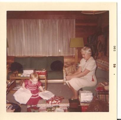 Judy and Grandma