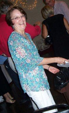 Gail at Reunion