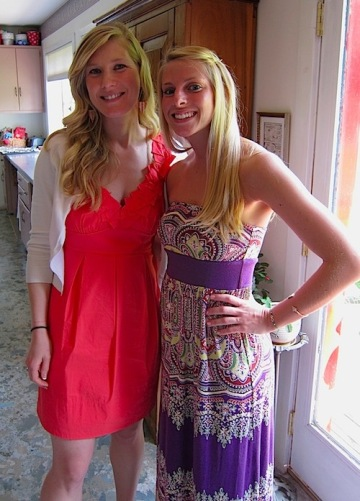 Chelsea and Laura
