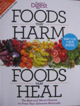 Foods That Harm