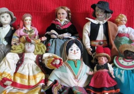 Dolls in My Collection