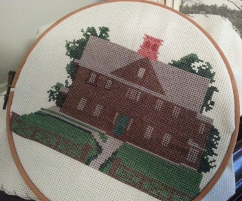 Orchard House Crossstitch