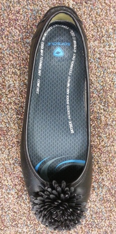 Shoe with Insert