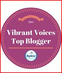 Vibrant Voices Top Blogger