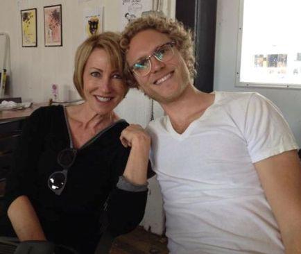 Ellen Dolgen and Jack