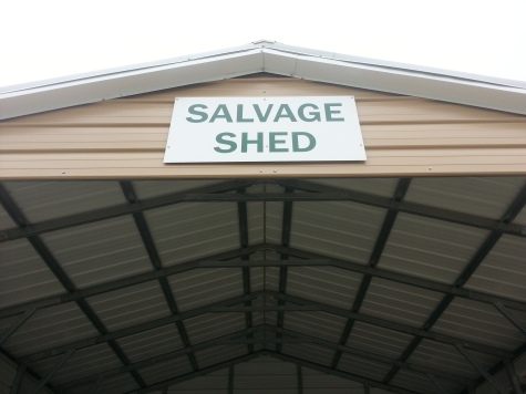 Salvage Shed