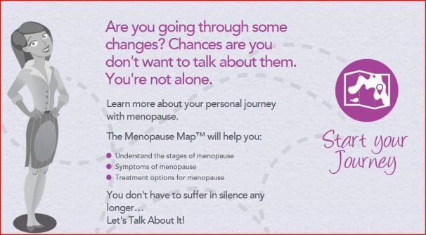 Menopause Map