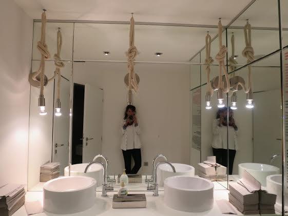 Margot in Mirror