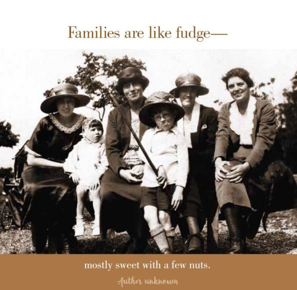 Page 15 - Families are like fudge