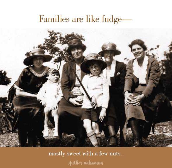 Page 15 - Families are like fudge