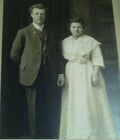 Walter and Antonia