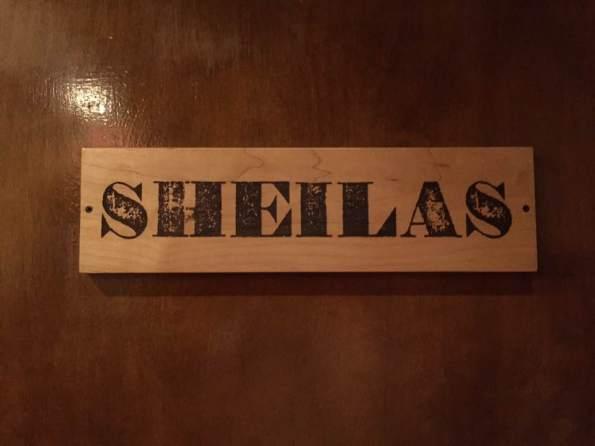 sheilas